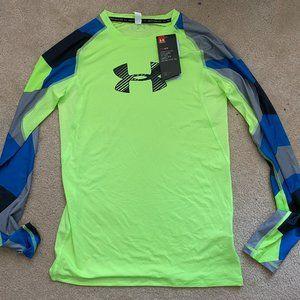 NWT Under Armour long sleeve shirt